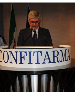 Assemblea Confitarma: il presidente Mario Mattioli