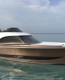 Solaris 48 Lobster Flybridge