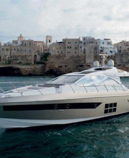 Azimut Yachts: nella foto S6