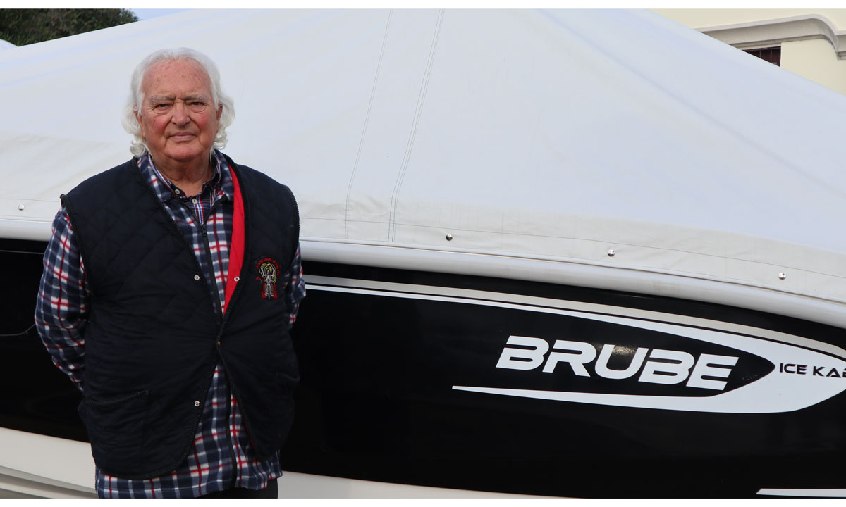 Brube, alias Bruson Bepi