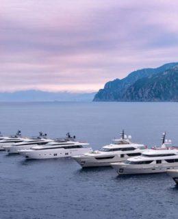 Sanlorenzo: la flotta