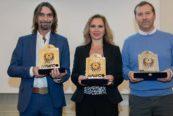 Premio Luigi Gianneschi: Giangi Razeto, Paola Pilloni, Cristiano Bozzi