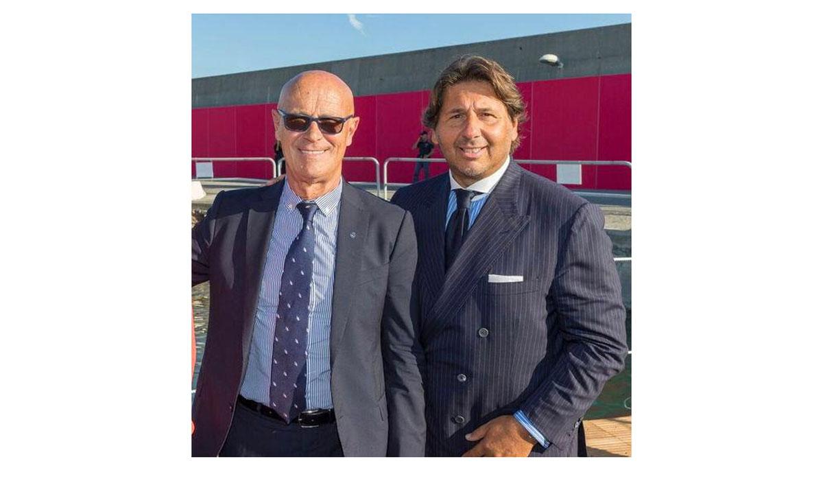 Confindustria Nautica: Saverio Cecchi e Lamberto Tacoli