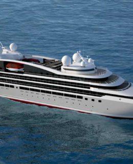 Vard, una delle due navi per Ponant