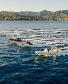 Lomac: la flotta