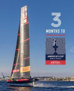 Coppa America: Luna Rossa Prada Pirelli