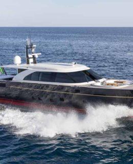 Perini Navi: 25m Eco-tender