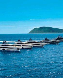 Confindustria Nautica: la flotta Ferretti