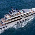 Outstanding Exterior Motor Yacht