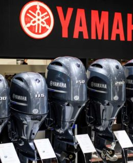 Yamaha al NauticSud
