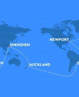 The Ocean Race: la rotta