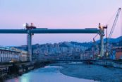 PerGenova: il ponte scavalca il Polcevera