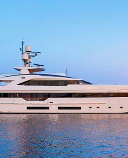 Tankoa Yachts, l'ultimo 50 metri