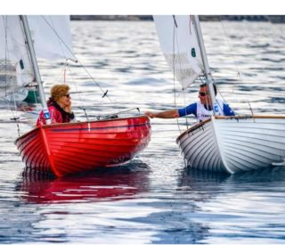Trofeo Siad: i Dinghy 12' in gara