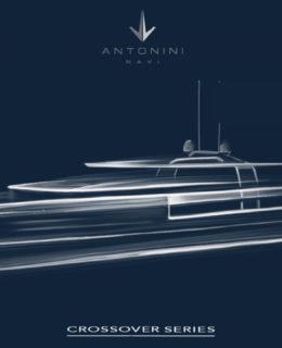 Antonini Navi: il crossover