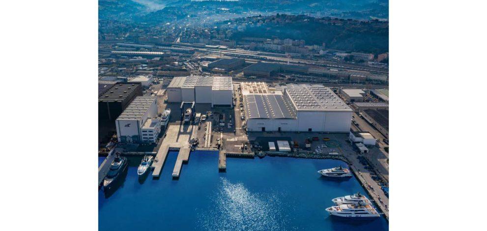 Ferretti Group Ancona