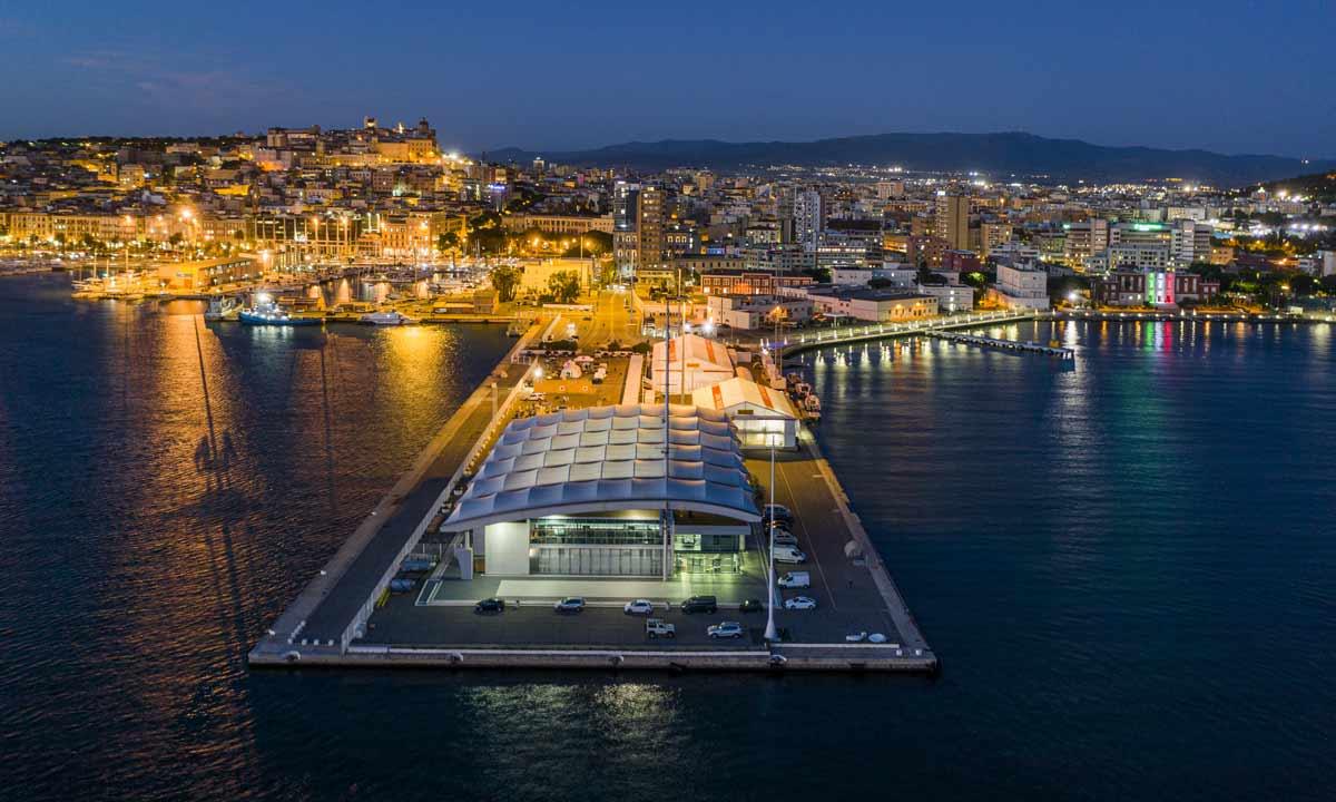 La base di Cagliari
