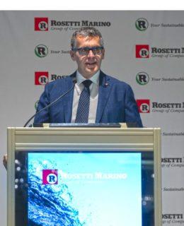 Rosetti Superyachts: Ermanno Bellettini