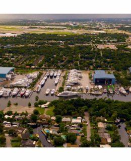 Ferretti Group: il Marina Center di Fort Lauderdale