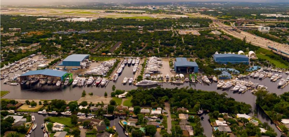 Ferretti Group: il Marina Center di Fort Lauderdale