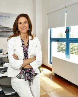 Giovanna Vitelli, vice presidente Azimut Benetti
