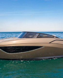 Nerea Yacht NY24 Dark Bronze