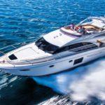 Lo yacht di 20 metri