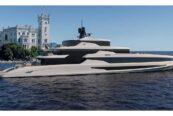 Fincantieri Yachts: Blanche 70 metri