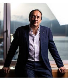 Il cavalier Massimo Perotti