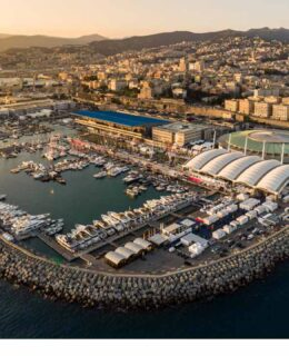 Confindustria Nautica, il Salone di Genova