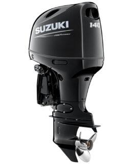 Suzuki DF140BG nero