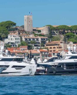 Cannes Yachting Festical
