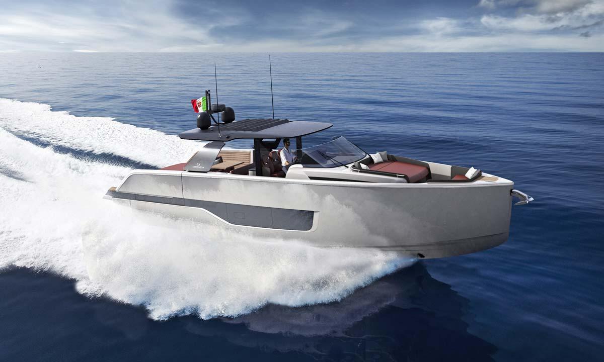A42 Luxury Tender