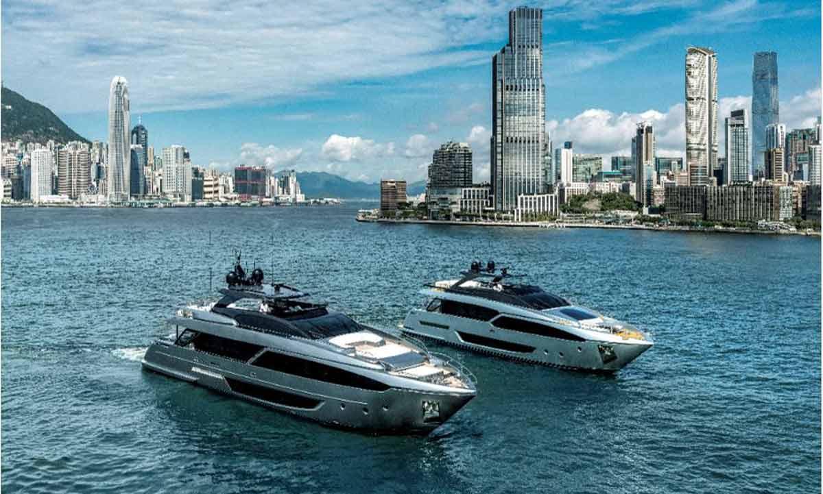 La flotta Riva