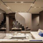 La raffinata lounge