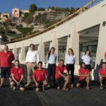 Cala del Forte: il Team