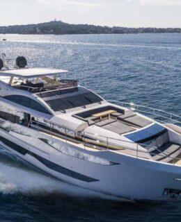 Pearl Yachts: il 95 piedi