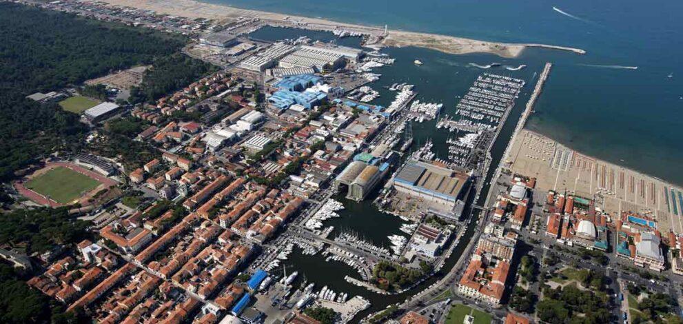 YARE: il distretto di Viareggio