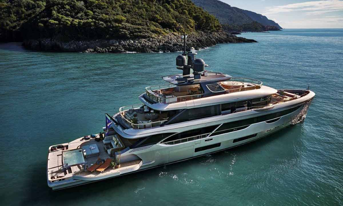 Benetti Yachts: Oasis 40 Metri