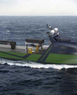 Vard: la nave robot