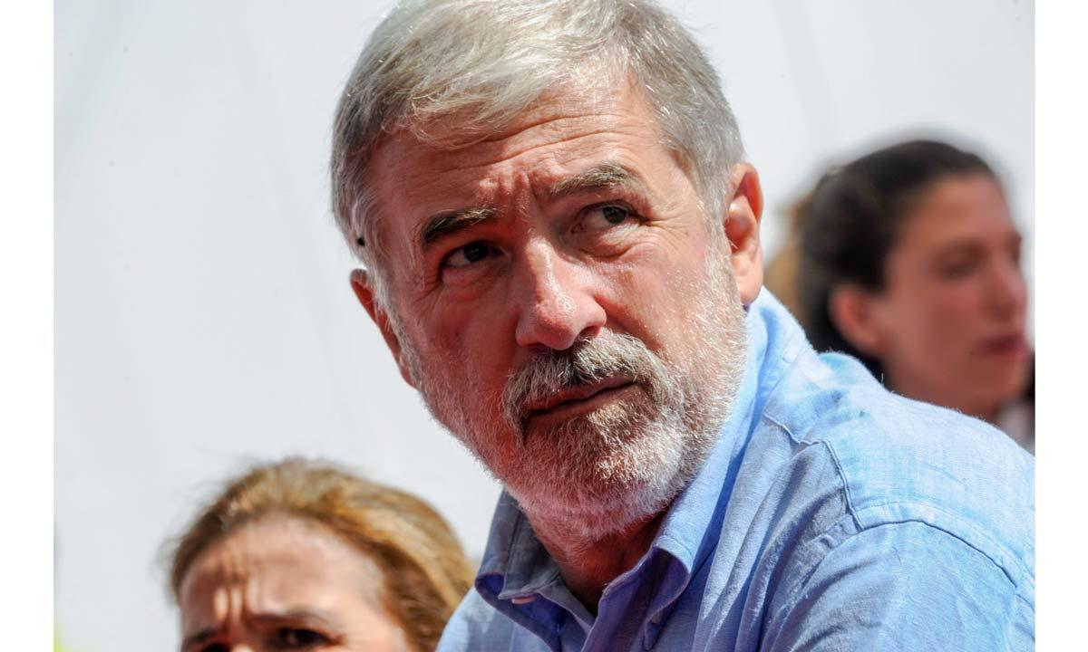 Il sindaco Marco Bucci