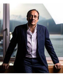 Sanlorenzo, Massimo Perotti