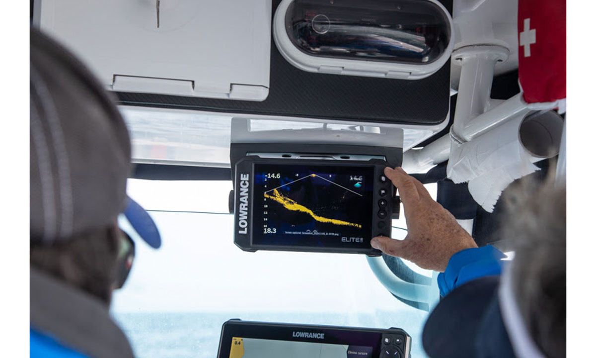 Lowrance: la nuova serie di fishfinder Elite Fishing System
