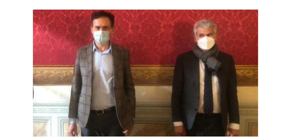 Cantieri di Pisa: Michele Conti e Vincenzo Poerio