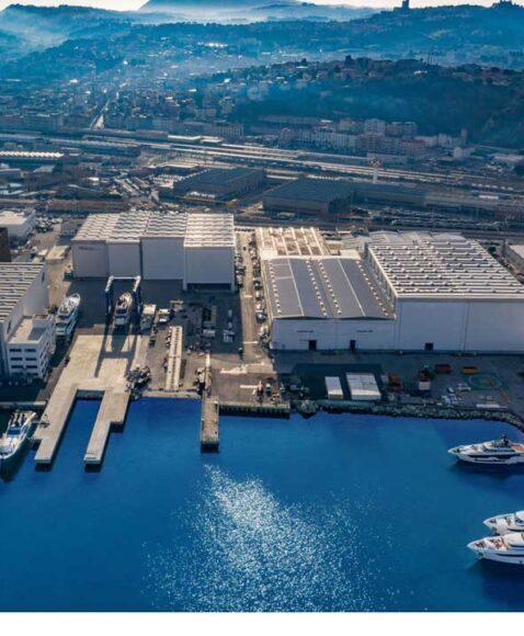 Ferretti Group: Superyacht Yard