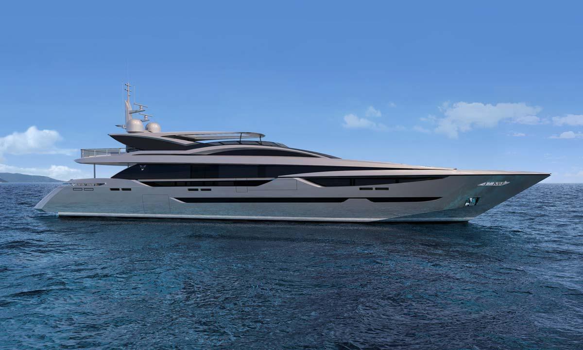 Cantieri Navali Leopard: il 40 metri