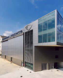 Tankoa Yachts, il cantiere di Genova