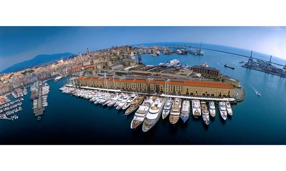 The Ocean Race: Genova Porto Antico