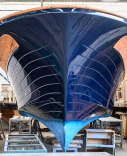 Gozzi Mimì, new shipyard and offices