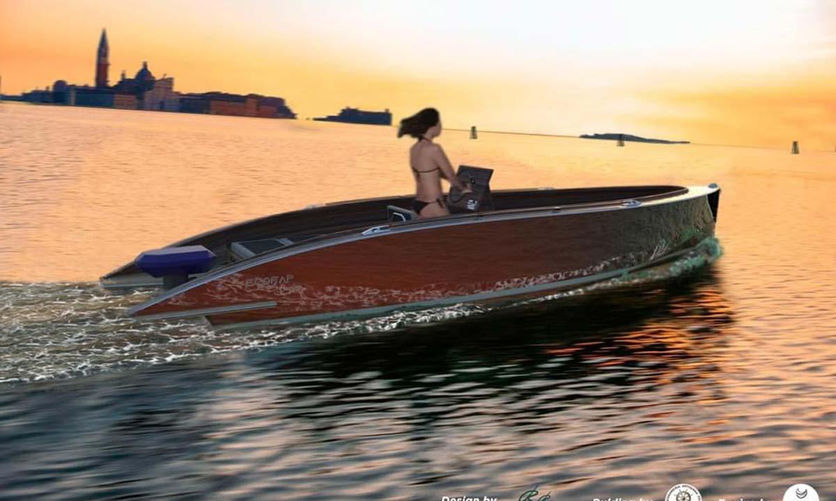 Falegnameria Artigiana Pesce: l'elettrica per Venezia